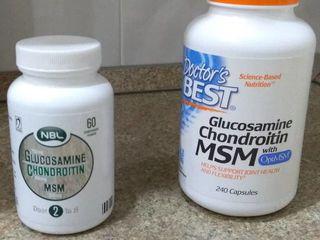 condroitină glucozamină sport crăpături și dureri ale articulației umărului