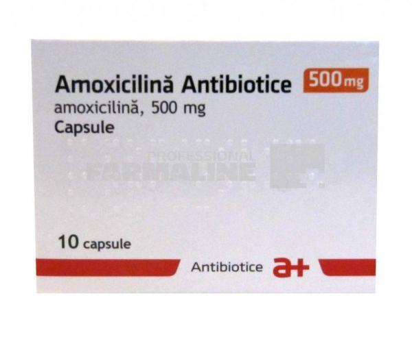 amoxicilină pentru inflamații articulare artroza traumatică a articulației umărului