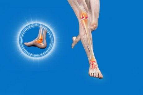 Osteoartroza gleznei decât a trata. Durerea articulară a dispărut pentru totdeauna