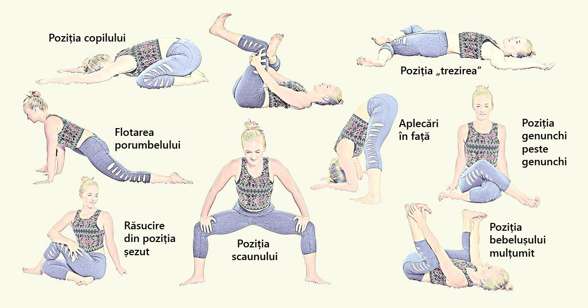 dureri de genunchi în poziție de lotus