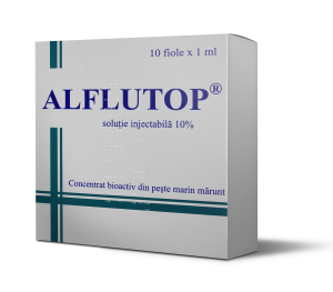 ALFLUTOP 10% SOL. INJ. — Lista Medicamentelor Mediately Alflutop injecții de durere articulară