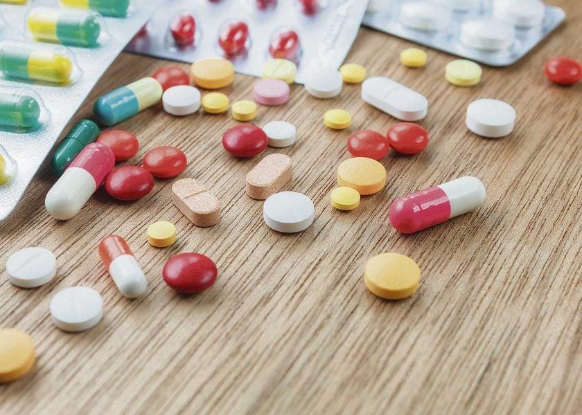 pastile pe o durere articulară