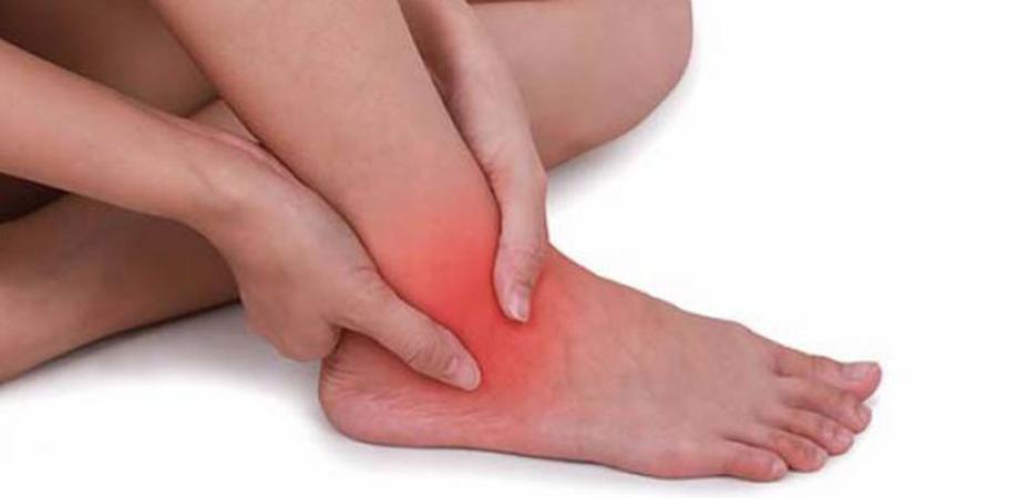 dureri de gleznă după cădere