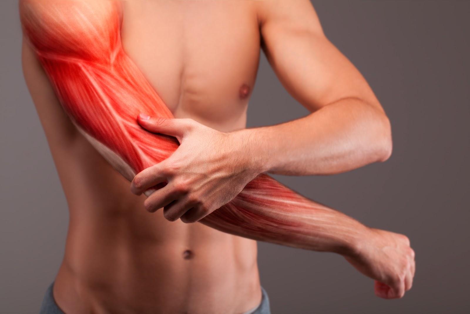 a slăbit imunitatea durerii în mușchi și articulații