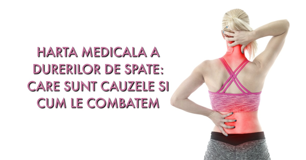 dureri de spate musculare
