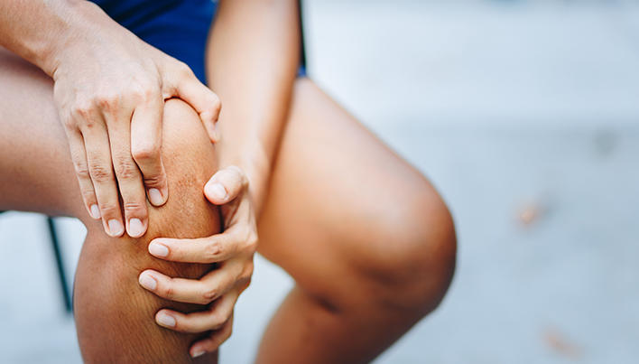 dureri de genunchi atunci când îndreptați o articulație