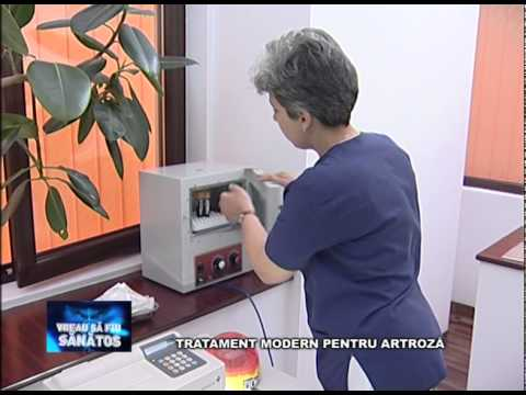 Terapie manuală de tratament cu artroză