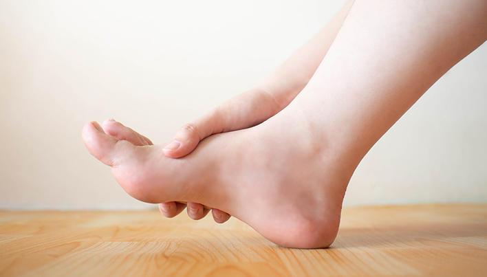 articulațiile inflamate ale tratamentului piciorului