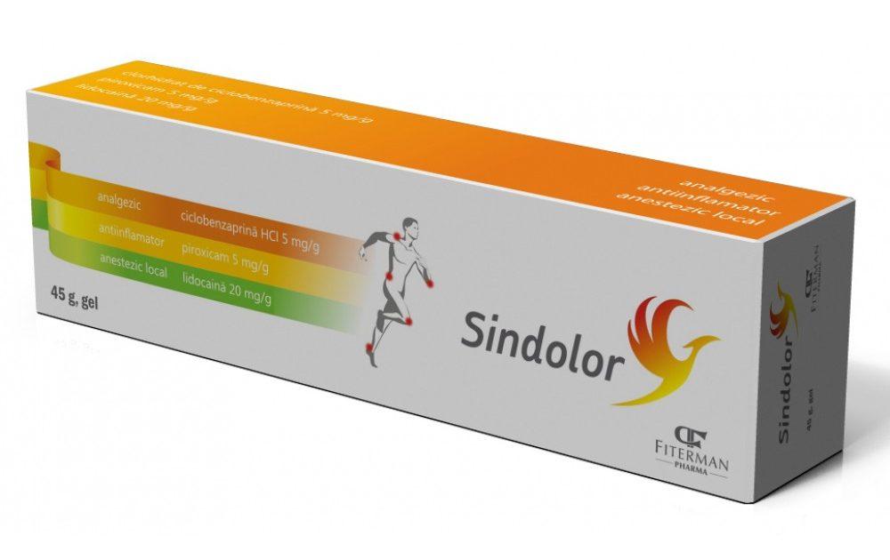antiinflamator pentru dureri la nivelul articulațiilor și mușchilor