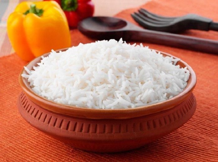 3 zile de curățare a orezului. Mic dejun cu orez - curățare moale a orezului