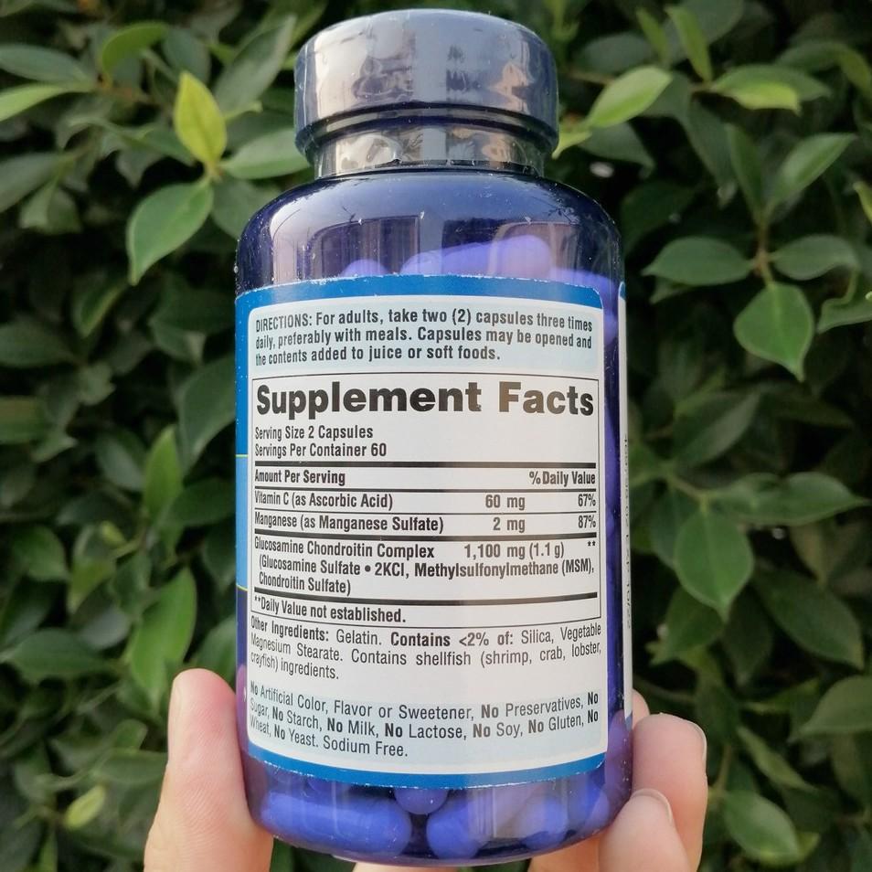 gel glucosamină condroitină universal 50ml