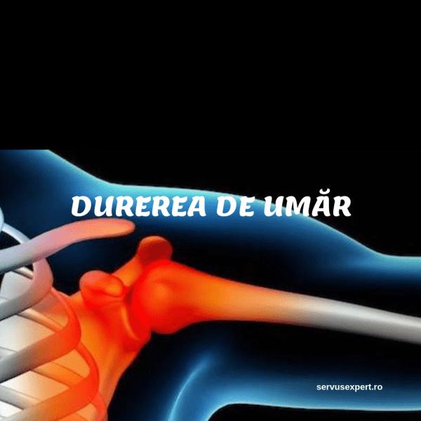 tratamentul cu radiografie al durerilor de umăr