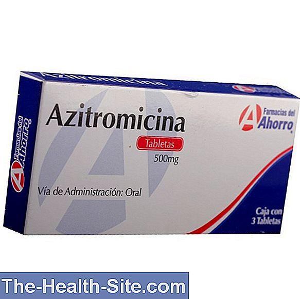 azitromicină pentru dureri articulare