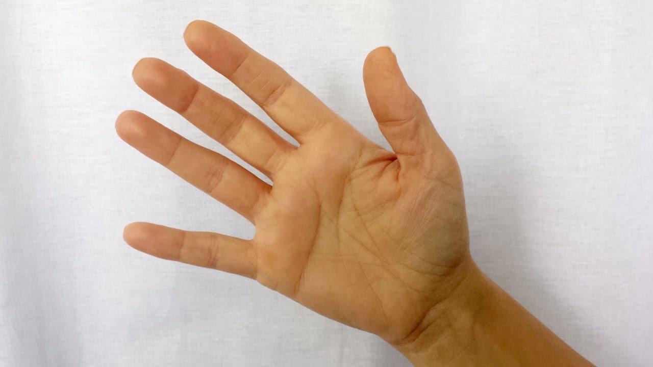 amorțeală dureri de mâini în articulații dureri articulare poliartrite