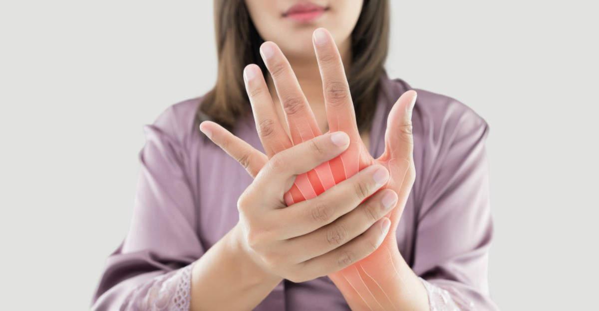artrita reumatoidă mâinile simptome și tratament
