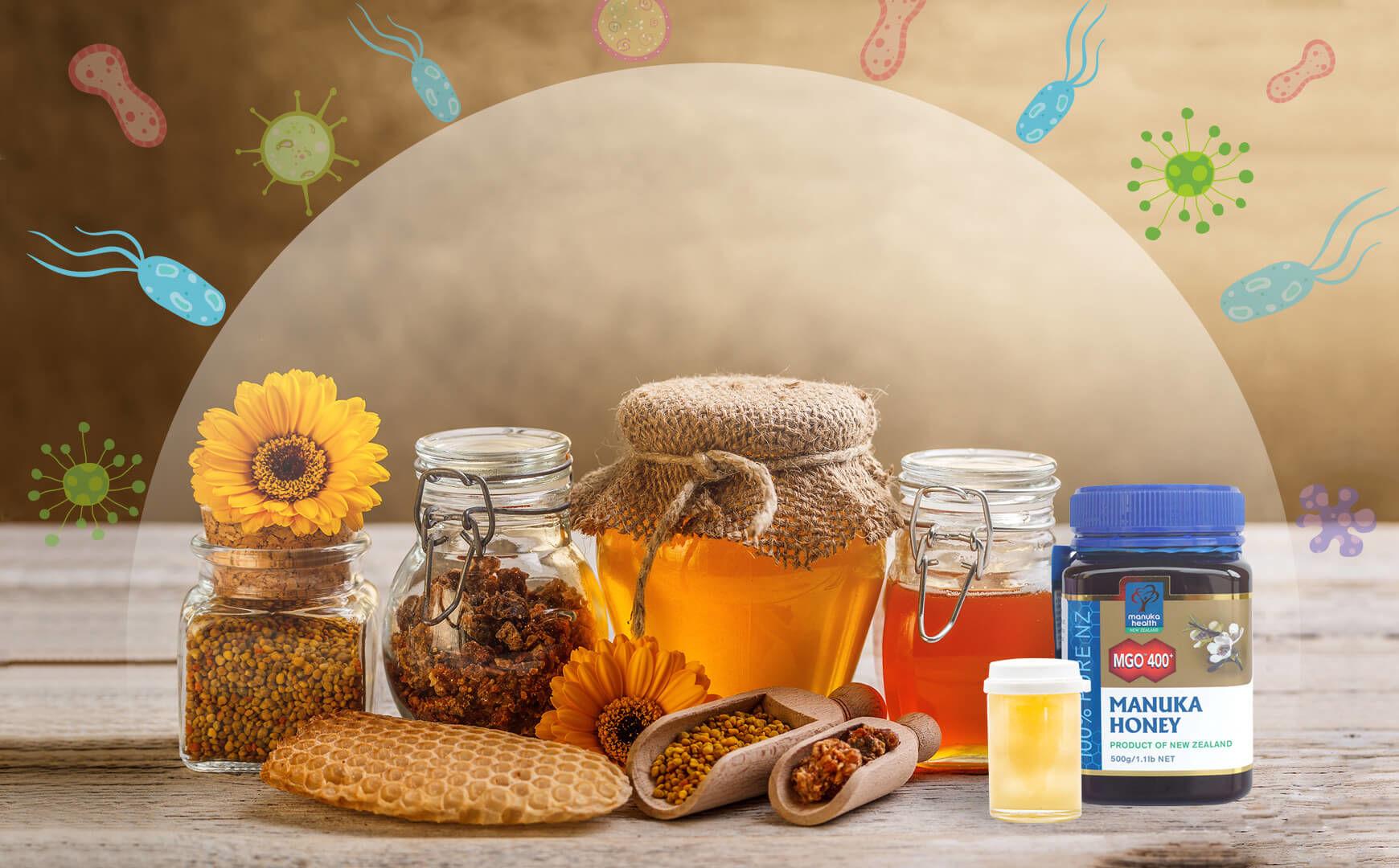 Cele mai valoroase produse apicole - ajuta in vindecarea unor boli grave - Andreea Raicu