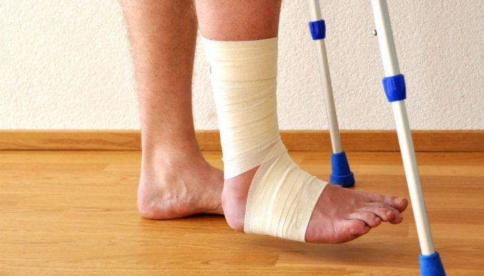 tratamentul subluxării gleznei bursita cauzelor și tratamentului articulației genunchiului