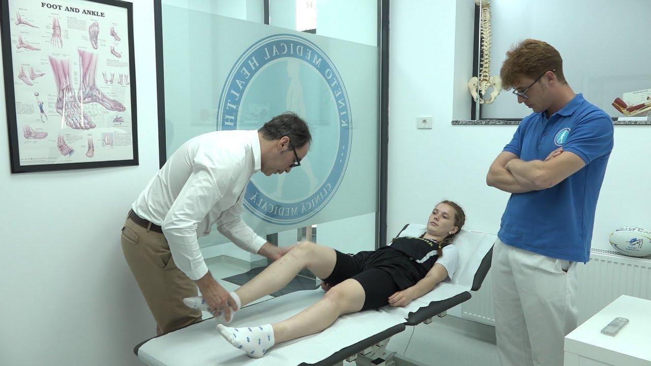 metode neconvenționale de tratament a articulației genunchiului
