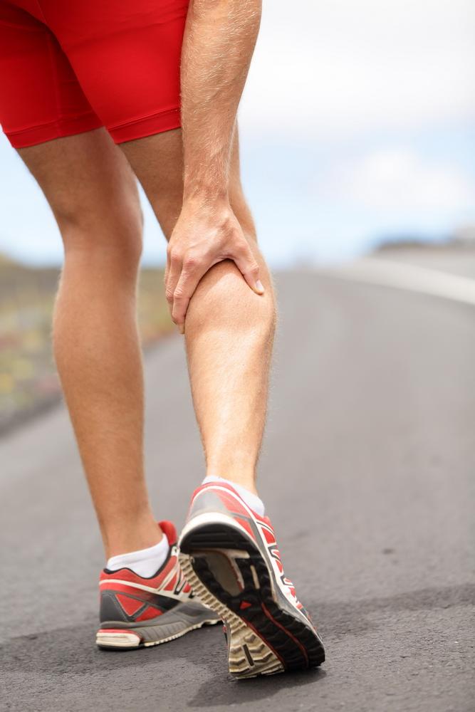 durere la nivelul gambelor de sub genunchi