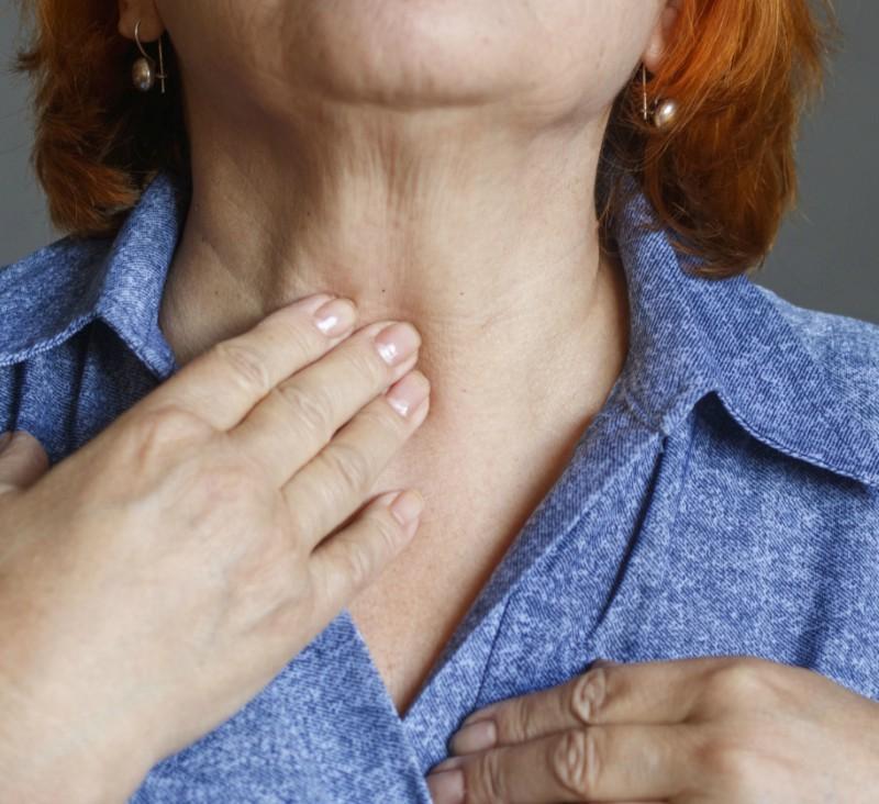 dureri articulare cu tiroida refacerea rupturii ligamentului gleznei