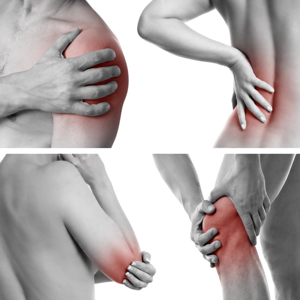 degetele umflate și picioarele rănesc articulațiile
