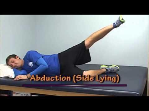 exerciții pentru durerea de șold