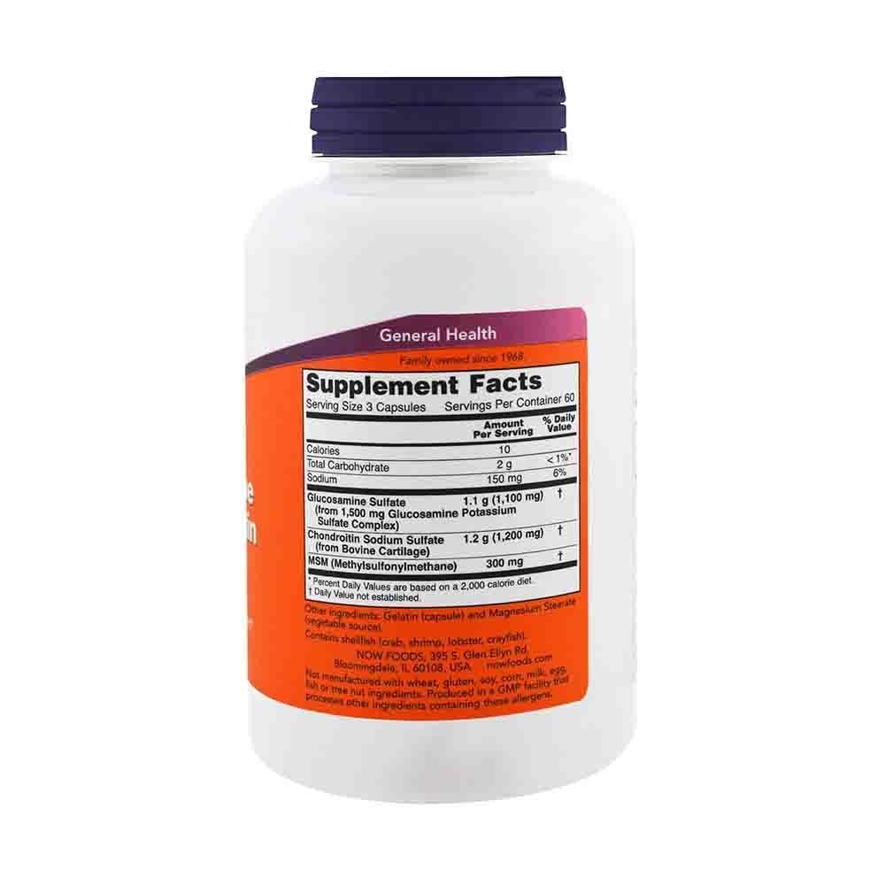 glucozamina și condroitina funcționează cum să alinați inflamația articulațiilor piciorului