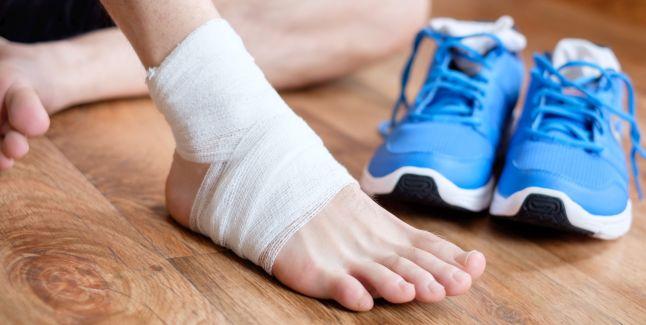 inflamația articulațiilor mici ale picioarelor