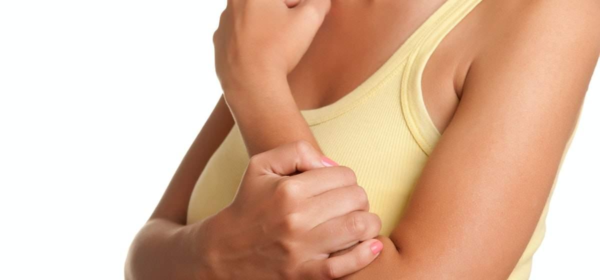 rănirea brațului la încheietura mâinii