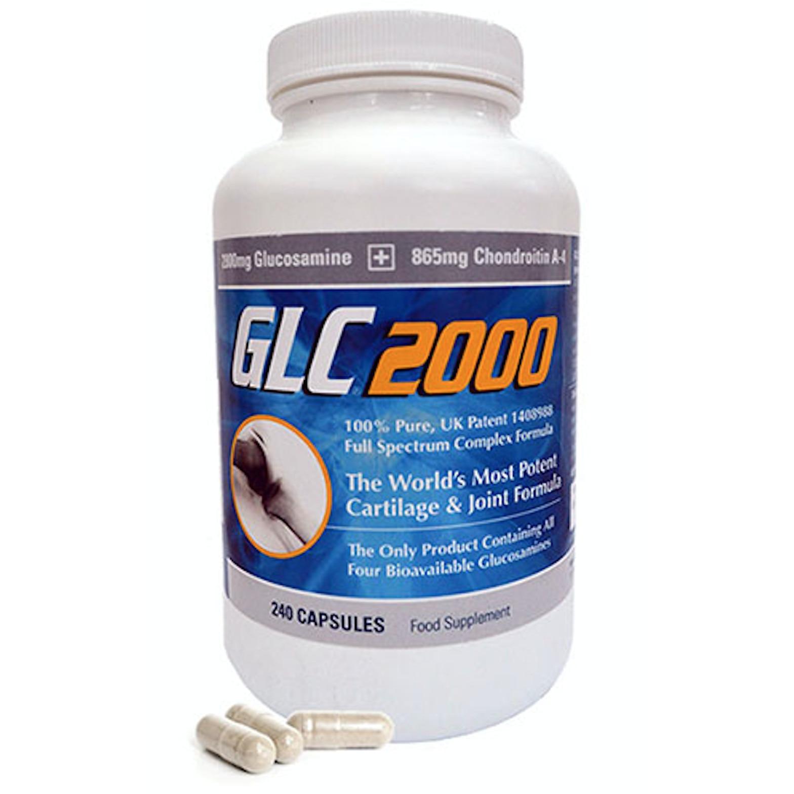 suplimente sportive pentru ligamente condroitină și glucozamină