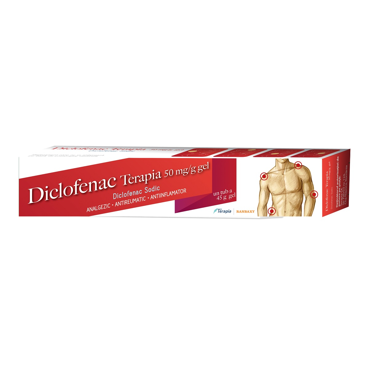 tratamentul durerii articulare diclofenac