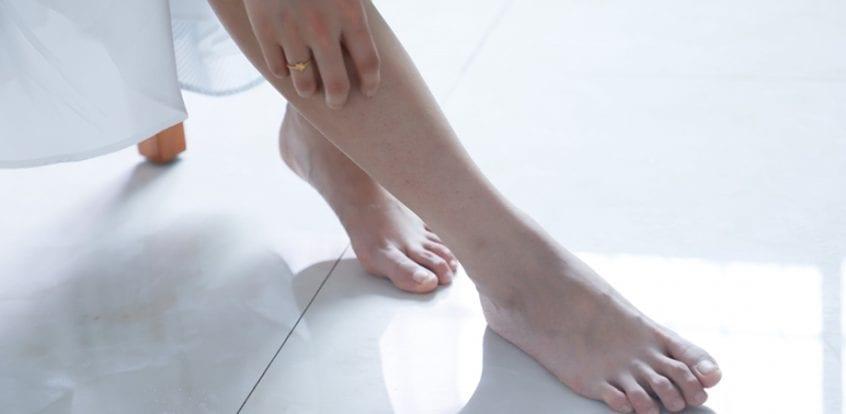 umflarea picioarelor în articulația gleznei tratamentul artrozei artarice