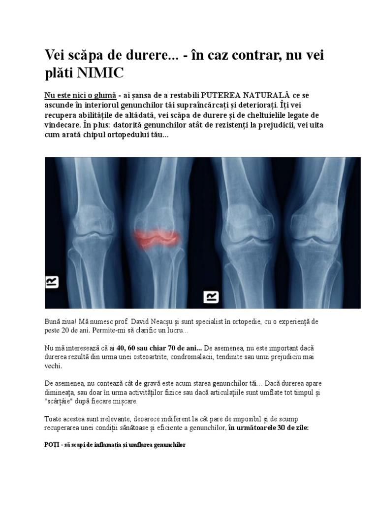 durere ascuțită în inghinala șoldului pentru a ameliora umflarea articulației