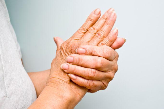 artroza articulațiilor mâinilor și degetelor inflamația țesutului conjunctiv al obrazului