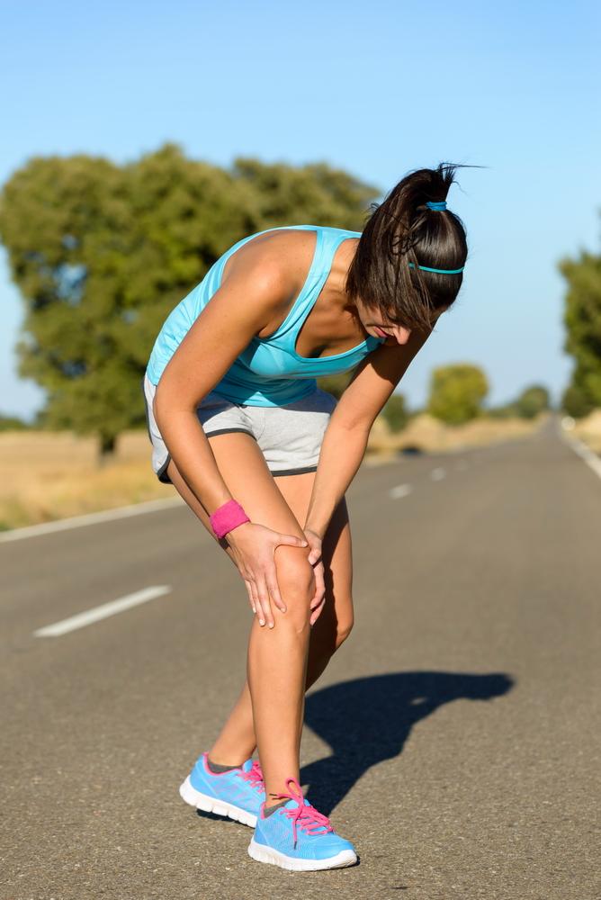 dureri de extensie la genunchiul stâng