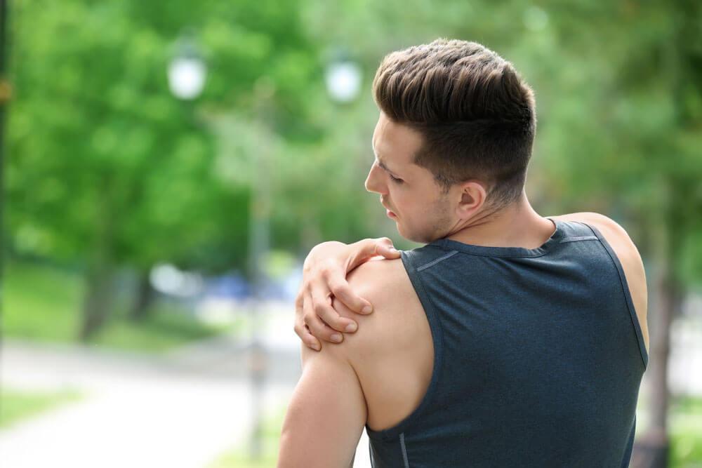 dureri de umăr până la cot durere musculară tratamentul articulațiilor umărului