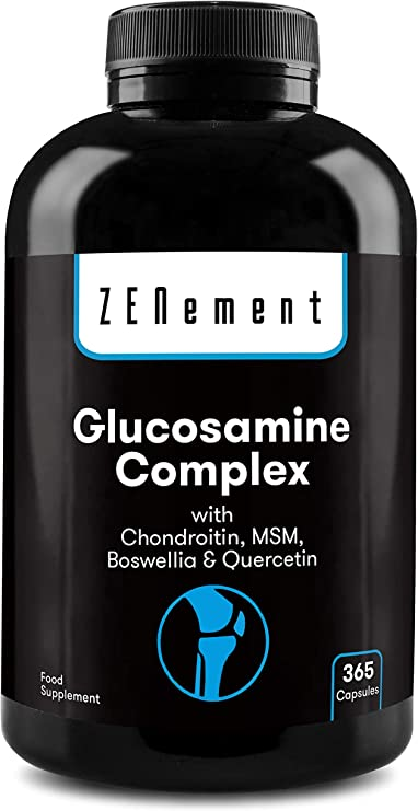îmbinare gel-balsam de condroitină cu glucozamină